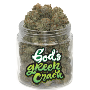 buy god's green crack strain online